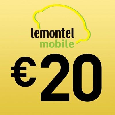 Lemontel 20