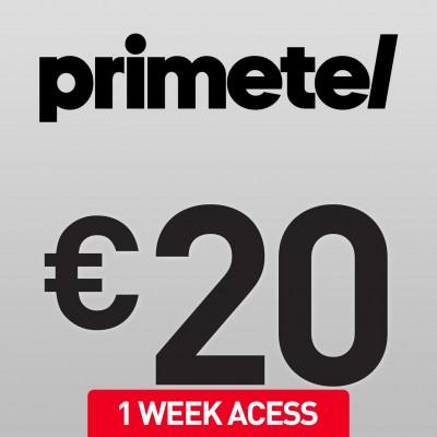 Primetel WiFi 1 Week