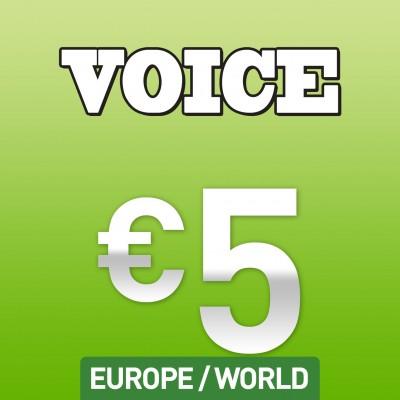 Voice Europe 5