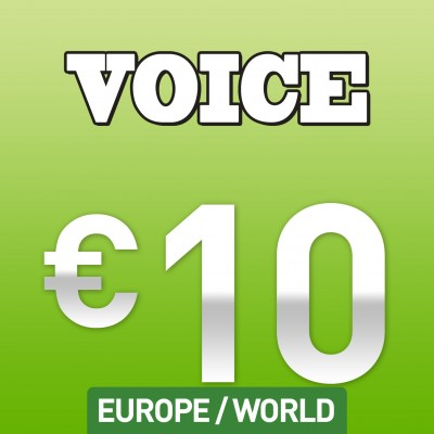 Voice Europe 10