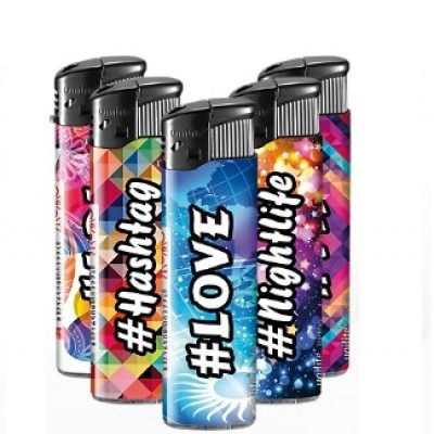 Lighter Hashtag Box of 50