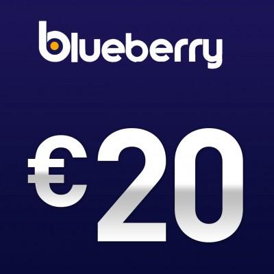 Blueberry 20